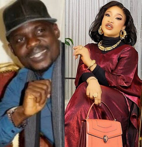 I'll Make Sure He Never Sees The Light Of Day – Tonto Dikeh Threatens Alleged Child Molester, Baba Ijesha