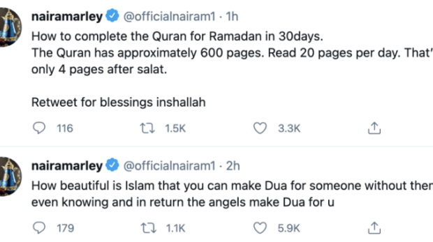 Naira Marley Advises Fellow Muslims On How To Read The Quran During Ramadan