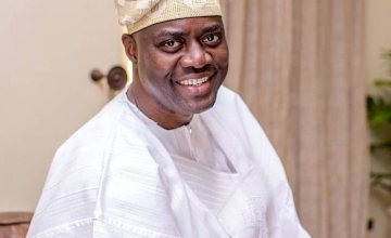 Oyo State Governor, Seyi Makinde Loses His Permanent Secretary, Wasiu Gbadegesin