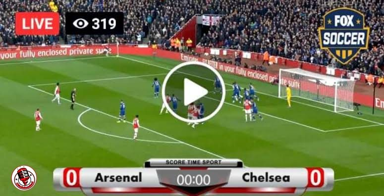 STREAM LIVE: Chelsea Vs Arsenal (12/05/2021)