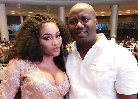 Mercy Aigbe and Husband Renew Fight On Social Media