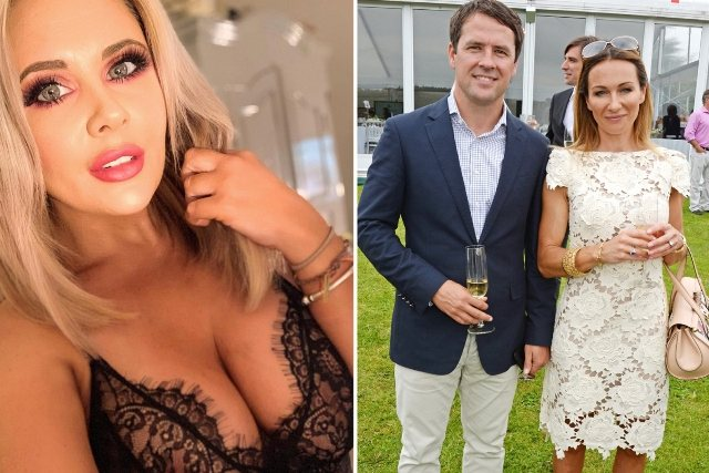 LEAKED: Football Icon, Michael Owen Begged Ex-Big Brother Housemate For Nude Pictures