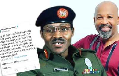Nollywood Actor Yemi Solade Applauds Nigeria's Twitter Ban, Says Buhari Was Insulted