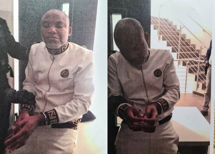 How Nnamdi Kanu Was Arrested In Czech Republic After Visit To Singapore
