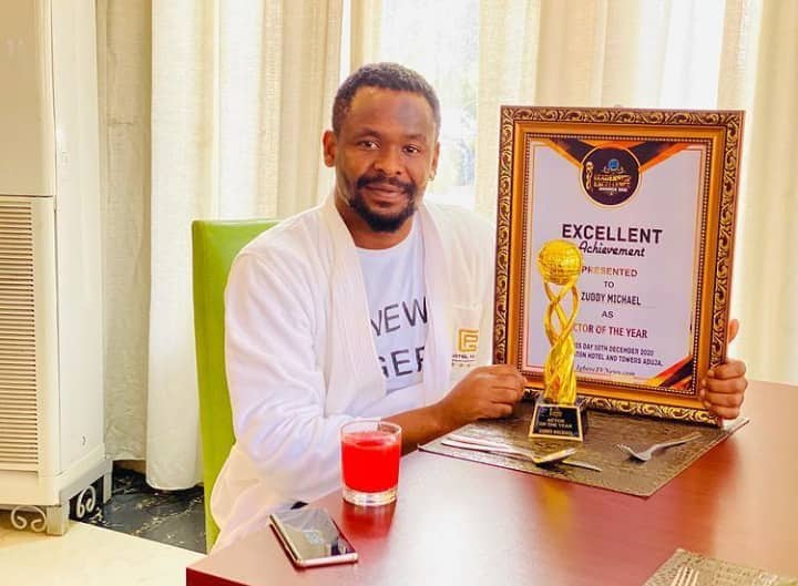 TRUE OR FALSE? I am the Richest Nollywood Actor, Zubby Michael Claims