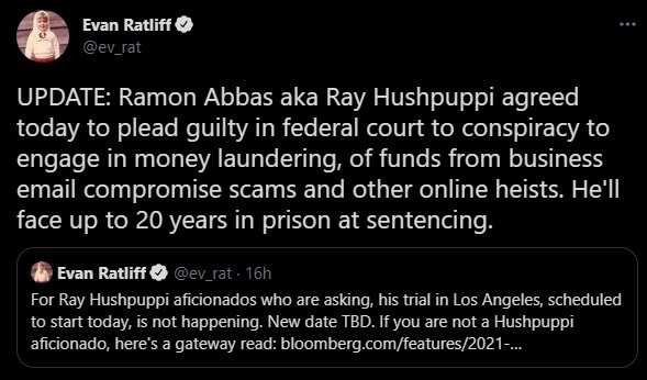 JUST IN! Hushpuppi Pleads Guilty To Charges Levelled Against Him (Read Details)