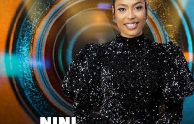 Nini Evicted From The Big Brother House
