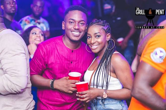 Timini's Bestie Ms DSF Calls Out His Ex Girlfriend