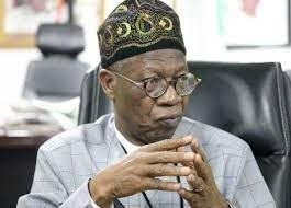Buhari Not First President Going Abroad for Treatment – Lai Mohammed