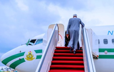 Buhari Leaves For UN General Assembly In New York