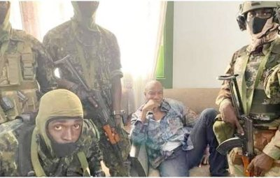 Guinea: Conde Detained As Government Is Dissolved In Coup