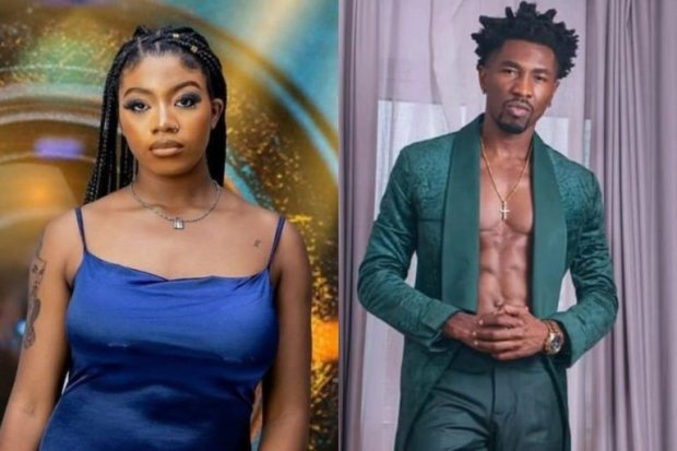 BBNaija: Boma And Angel Fight Dirty, Exchange Bitter Words