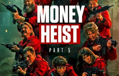 COMPLETE EPISODE: Money Heist Season 5 (Episode 1) - The End of the Road
