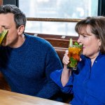 Ina Garten and Seth Meyers Go Day Drinking, Things Get Out of Hand