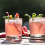 watermelon-hugo-mojito-in-glasses-with-drinking-royalty-free-image