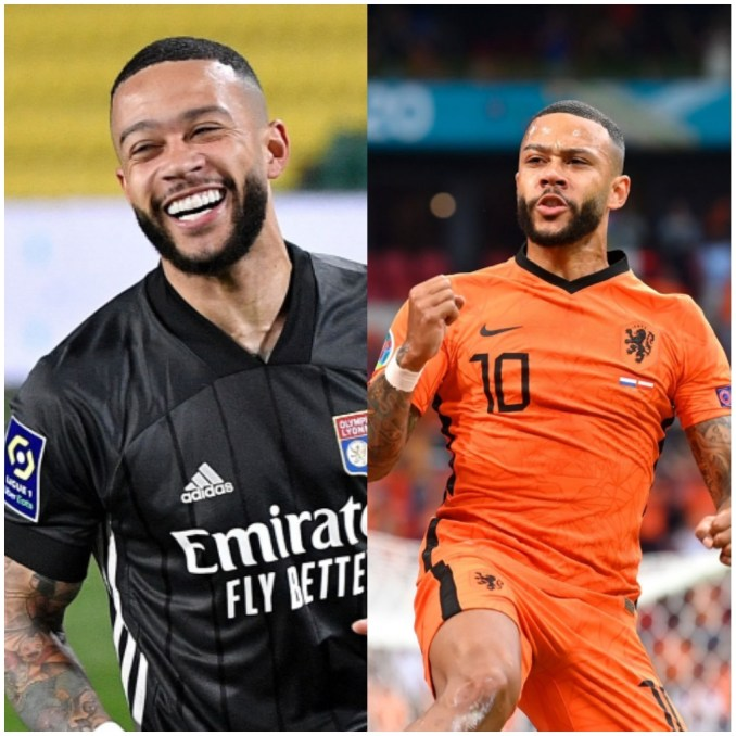 Barcelona secures the marking of Memphis Depay from Lyon on a free exchange
