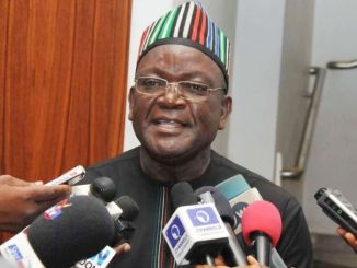 God Brought You To Defend Benue People – Group Hails Governor Ortom