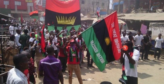 IPOB issues police, denies having local specialists