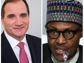 """""""Nigerians have the right to express themselves"""" Swedish government cautions Buhari to respect Nigerians"""