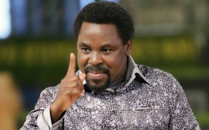 Tragedy strikes Nigerians as popular pastor prophet TB Joshua dies at the age of 57