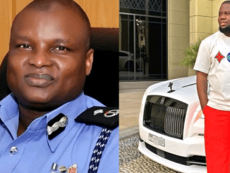 Alleged chart between Hushpuppi and the Nigerian celebrated first-rate cop Abba kyari leaked on line via the FBI