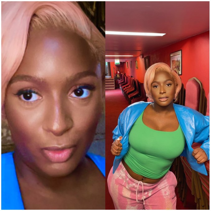 celebrity news: DJ Cuppy laments bitterly about her single life