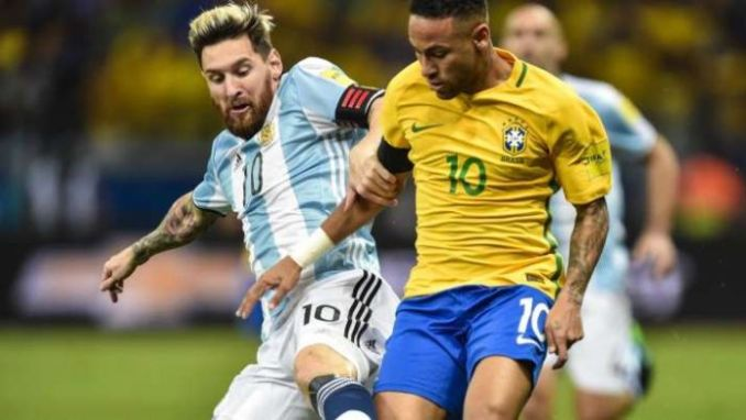 I'll Keep Our Friendship On Line, Only One Can Win - Neymar Tells Messi