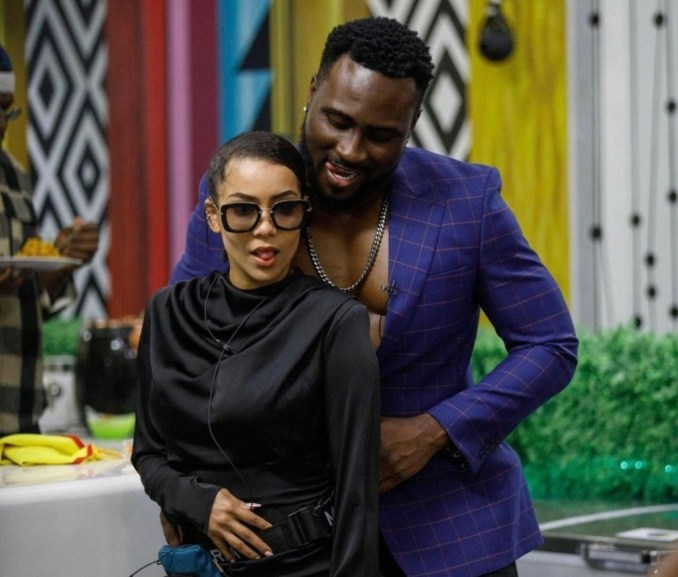 BBNaija: Pere and Maria escapes eviction after the housemates failed to discern out the wildcards