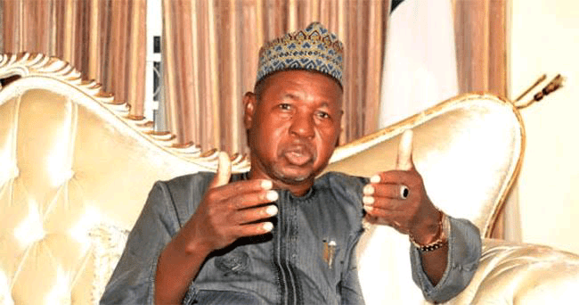 Governor of Kaduna State Bello Masari admits that governing Nigeria is tough