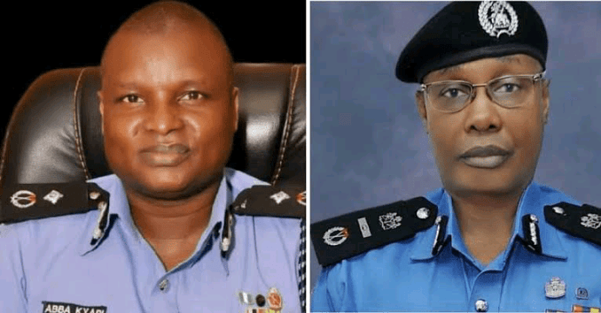 IGP of police suspends Abba Kyari and appoints Funji as his substitute over his alleged involvement in fraud