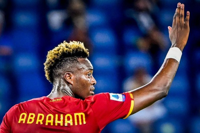 Tammy Abraham luggage two assists on his Roma debut below Jose Mourinho