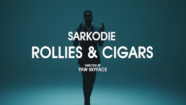 Video Mp4: Sarkodie - Rollies and Cigars