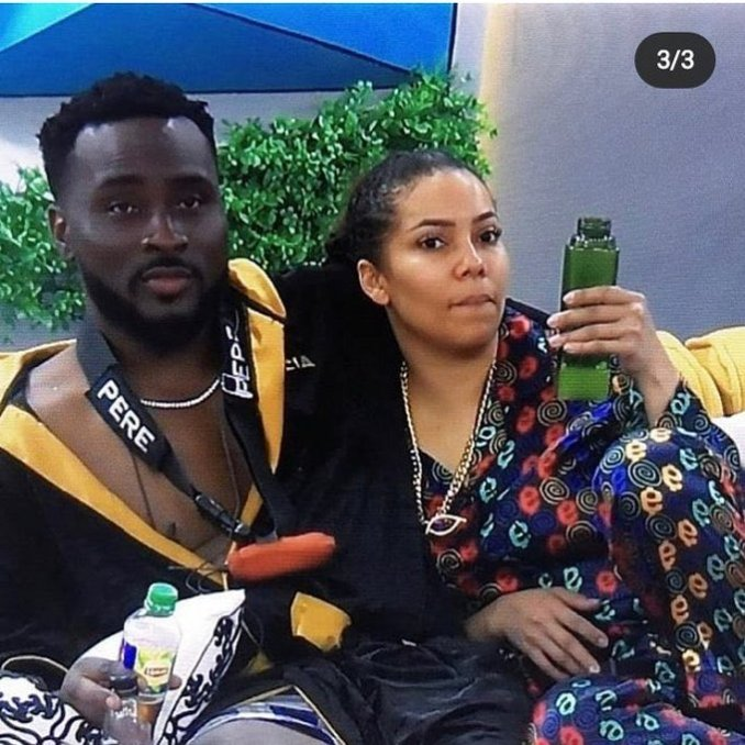 BBNaija: Maria debunks the declare that she engaged in an inmate act with Pere in her modern-day interview with Beat FM (Watch Video)