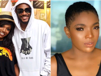Celebrity News: Annie Idibia drops every other trace over her marital scandal with 2Baba