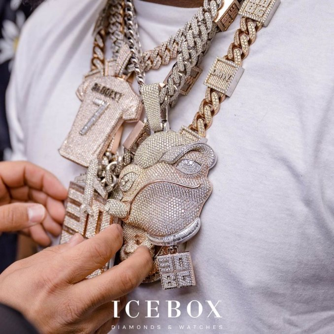 Celebrity News: Davido includes in a 0 million Luxuries scandal over his new frog voice jewellery