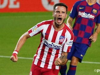 Saul Niguez joins Chelsea from Athletico Madrid on a €5milion mortgage deal