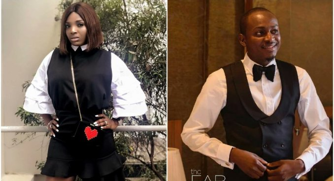"""""""You are Lazy!!"""" Annie Idibia reacts to her husband's brother declare that she charmed 2Baba"""