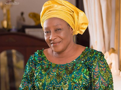 Patience Ozokwor - richest female actress in Nigeria