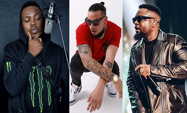 Top 10 Richest African Rappers