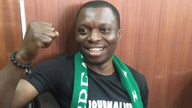 June 12 Protest: Police re-arrest Agba Jalingo