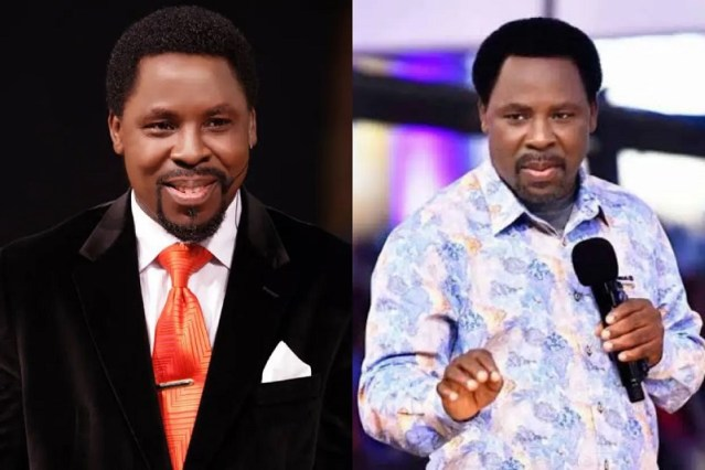 How Prophet T.B Joshua died on his way to hospital