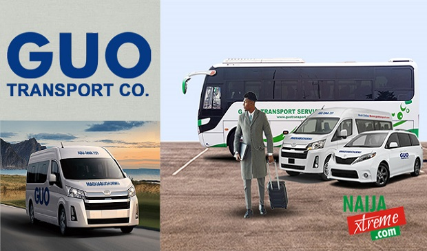 GUO Transport Price List: Terminal & Contact