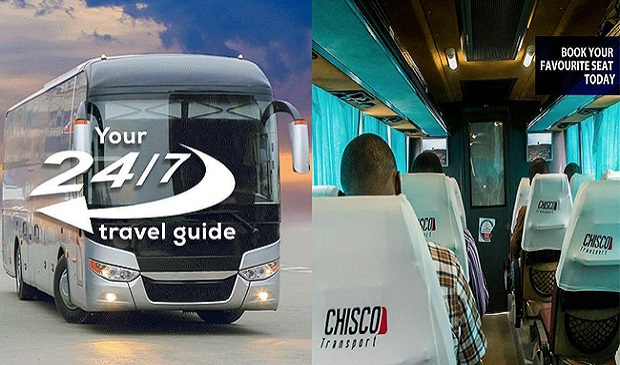 Chisco Transport Price List Updated: Terminals & Contacts