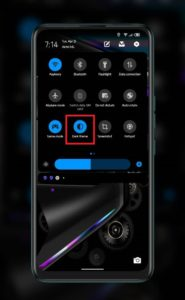 How to Activate Dark Mode on TECNO Camon 15 Series
