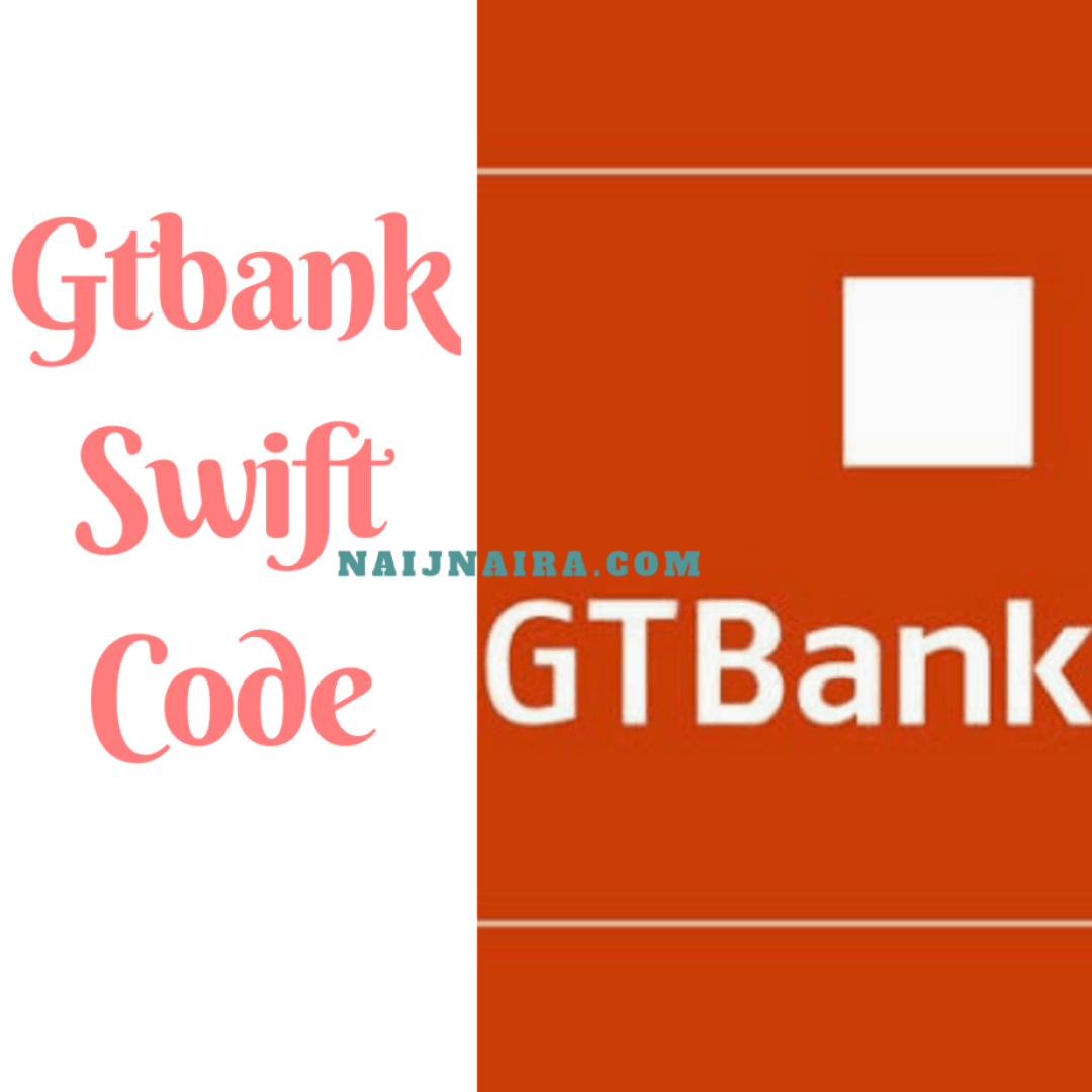 gtbank swift code
