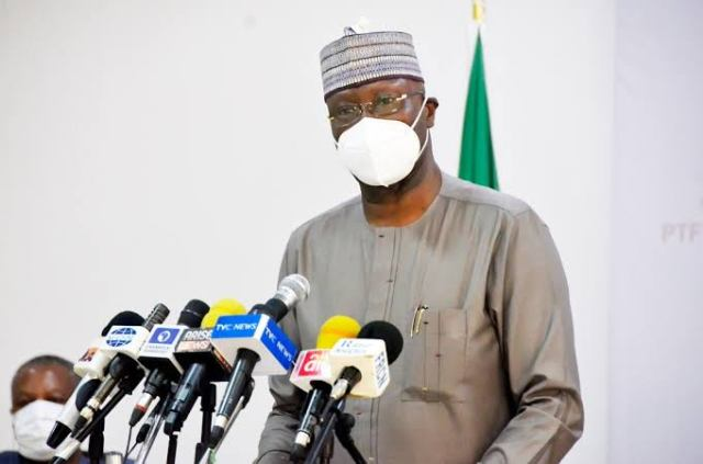 Covid-19: Forget Sports Activities For The Time Being in Nigeria – PTF Boss Mustapha Declares