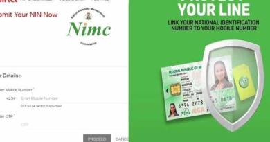 NIN National identification Number