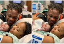 Singer Dotman and his girlfriend welcome baby boy (photo)