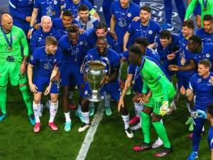 Chelsea Champion League Winner 2021