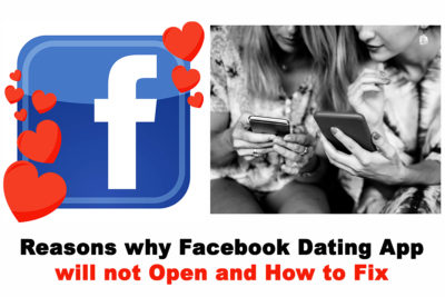 Facebook Dating App will not Open - Facebook Dating App not Working | Facebook Dating Site Free